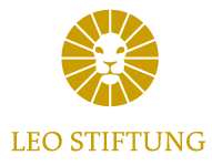 LEO STIFTUNG – Live 4 Each Other Logo